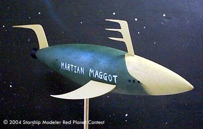 Duck dodgers ship