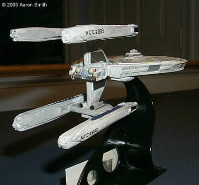 USS Stargazer Model Kit http://www.starshipmodeler.org/gallery7/as_stargazer.htm