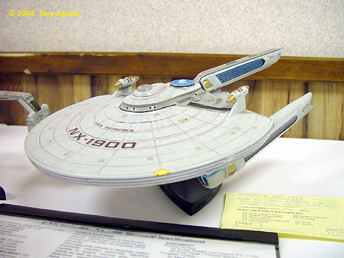 USS Stargazer Model Kit http://www.starshipmodeler.com/events/wfest2k6.htm